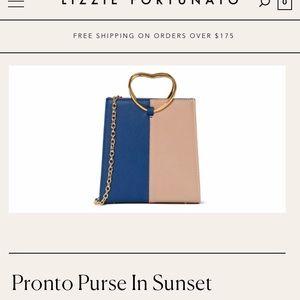 Handbags - Pronto Purse in Sunset